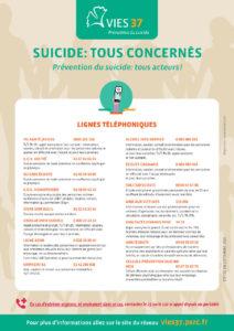 Suicide - lignes téléphoniques